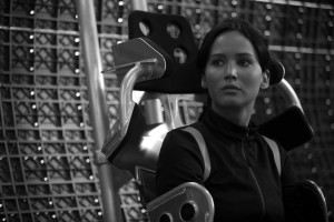 One of the most highly anticipated films of 2013, Catching Fire starring Jennifer Lawrence as Katniss Everdeen.