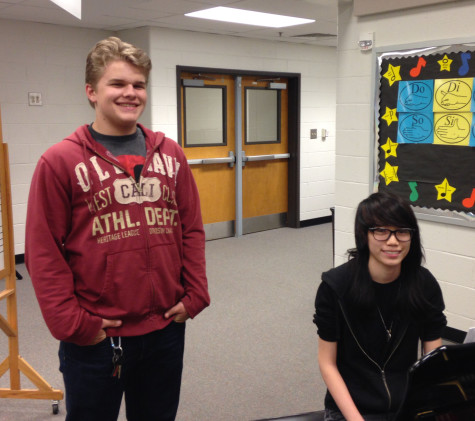 Parkview musicians on the rise