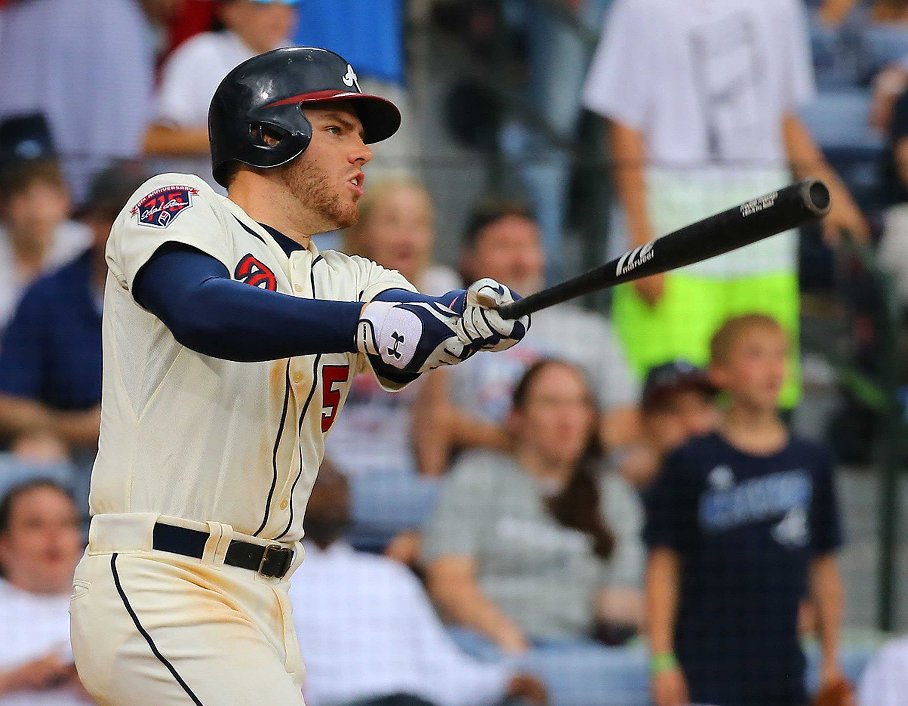 The Braves will need stellar performances from players like Freddie Freeman if they are to have any chance in the playoffs this season.