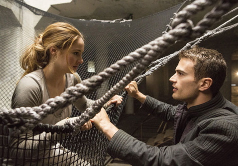 Divergent Dazzles on the Big Screen