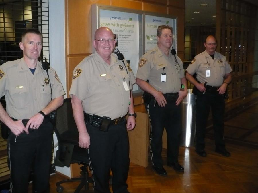 Security+officers+in+at+the+Gwinnett+courthouse.