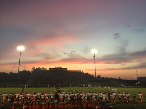 Parkview Football: Starting off strong