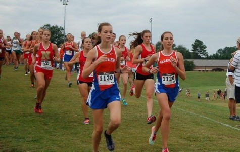 Cross country team races into new season with remarkable speed
