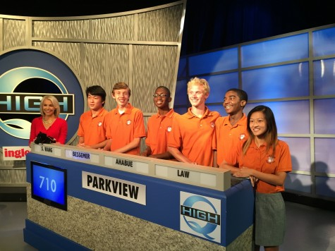 Parkview's Academic Team takes on High Q