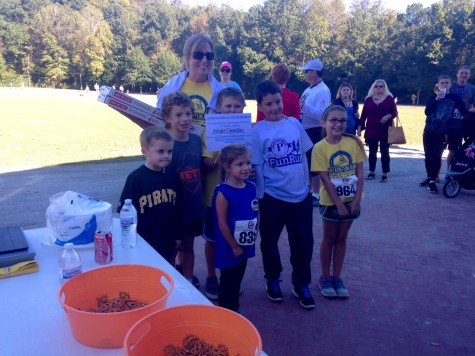 Parkview Cluster Foundation hosts an awesome 5k fun run in Lilburn