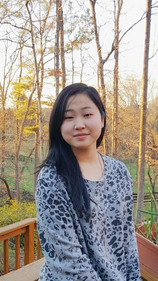 Lillian Wang is Parkview's shining STAR