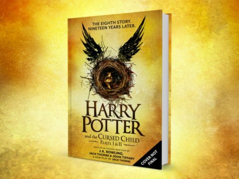 New Harry Potter book flies into the light