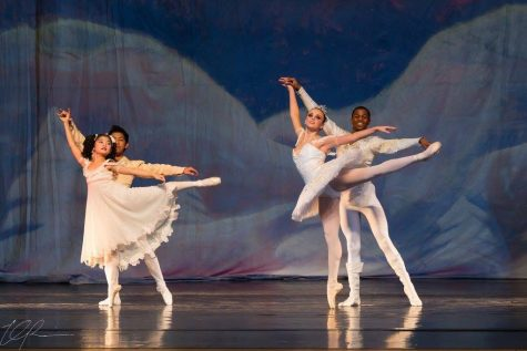 "Parkview students preform in ""The Nutcracker"""