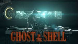 A Scene from the movie Ghost in the shell. (Picture credits Wikimedia commons and Vimeo)