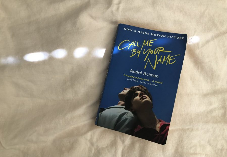Coming of age novel, Call me by your name, Becomes a film – The