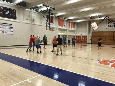 Teachers get their heads in the game with Semi-Pro League