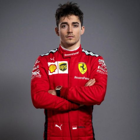Charles Leclerc, a future champion.