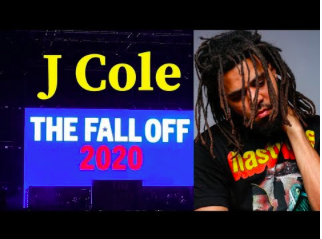 "J cole ""The Fall Off"""