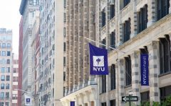 The edifice of New York University's Steinhardt campus.  Courtesy of New York University