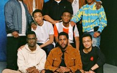Clockwise from top left, Antron McCray, Kevin Richardson, Raymond Santana, Yusef Salaam, Korey Wise, Marquis Rodriguez, Jharrel Jerome, Ethan Herisse, Asante Blackk and Caleel Harris. Credit Brad Ogbonna for The New York Times