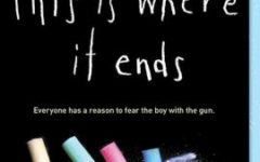 This is where it ends book cover (photo courtesy of Barnes and Nobles).