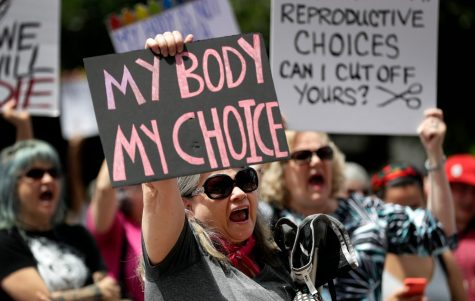 Abortions rights advocates rally in Austin in 2019. (Eric Gay/AP)